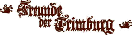 Die Trimburg - hoch über dem Saaletal